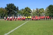 5. Spieltag: SG Dresden Striesen - Dresdner SC 1:1 (1:1)