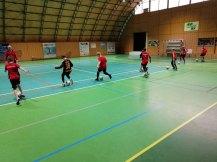 Trainingslager der U13 in Rumburk