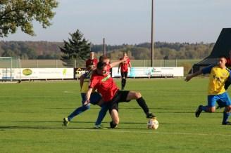 Zu ungefährlich: 0:2 gegen Großröhrsdorf