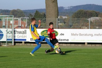 9. Spieltag: SC 1911 Großröhrsdorf - Dresdner SC 2:0 (2:0)