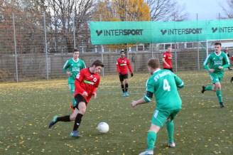 13. Spieltag: SV Zeißig - Dresdner SC 2:3 (0:0)