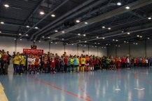 TeBe und Dynamo gewinnen am Tag 1 der 18. DSC-AMAND-Hallenserie