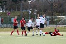 Testspiel: Dresdner SC - SC Eintracht Schkeuditz 1:1 (0:1)