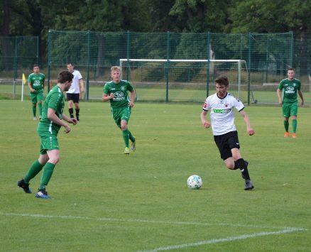 Testspiel: Dresdner SC - Hartmannsdorfer SV Empor 1922  2:1 (2:0)