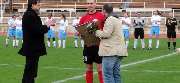 Tino Wecker neuer DSC-Trainer