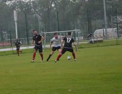 Testspiel: Dresdner SC - SG Dresden Striesen 0:2 (0:1)