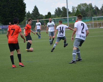 Testspiel: SG Weissig - Dresdner SC 3:2 (1:1)