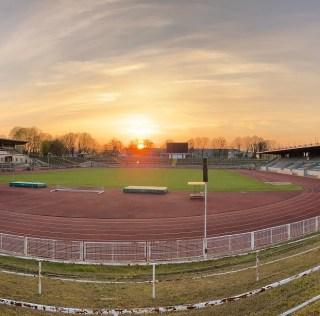 Sonntag: Abschied vom Steyer-Stadion