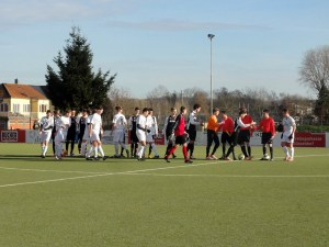 B-Jugend zu Gast bei Fortuna Düsseldorf