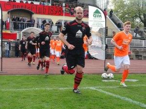 19. Spieltag: Dresdner SC - SC Borea Dresden 6:0
