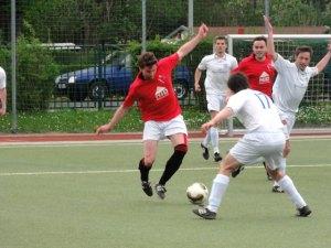 20. Spieltag: FV Blau-Weiß Zschachwitz - Dresdner SC 2:1