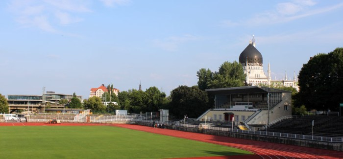 Pokalderby gegen Rotation Dresden