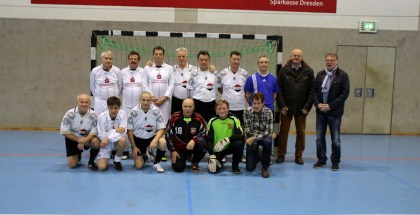 Traditionsteam geht mit Platz 3 in die Winterpause