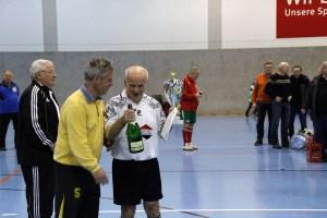 4. Hallenstadtmeister-Titel in Folge für DSC-Traditionself