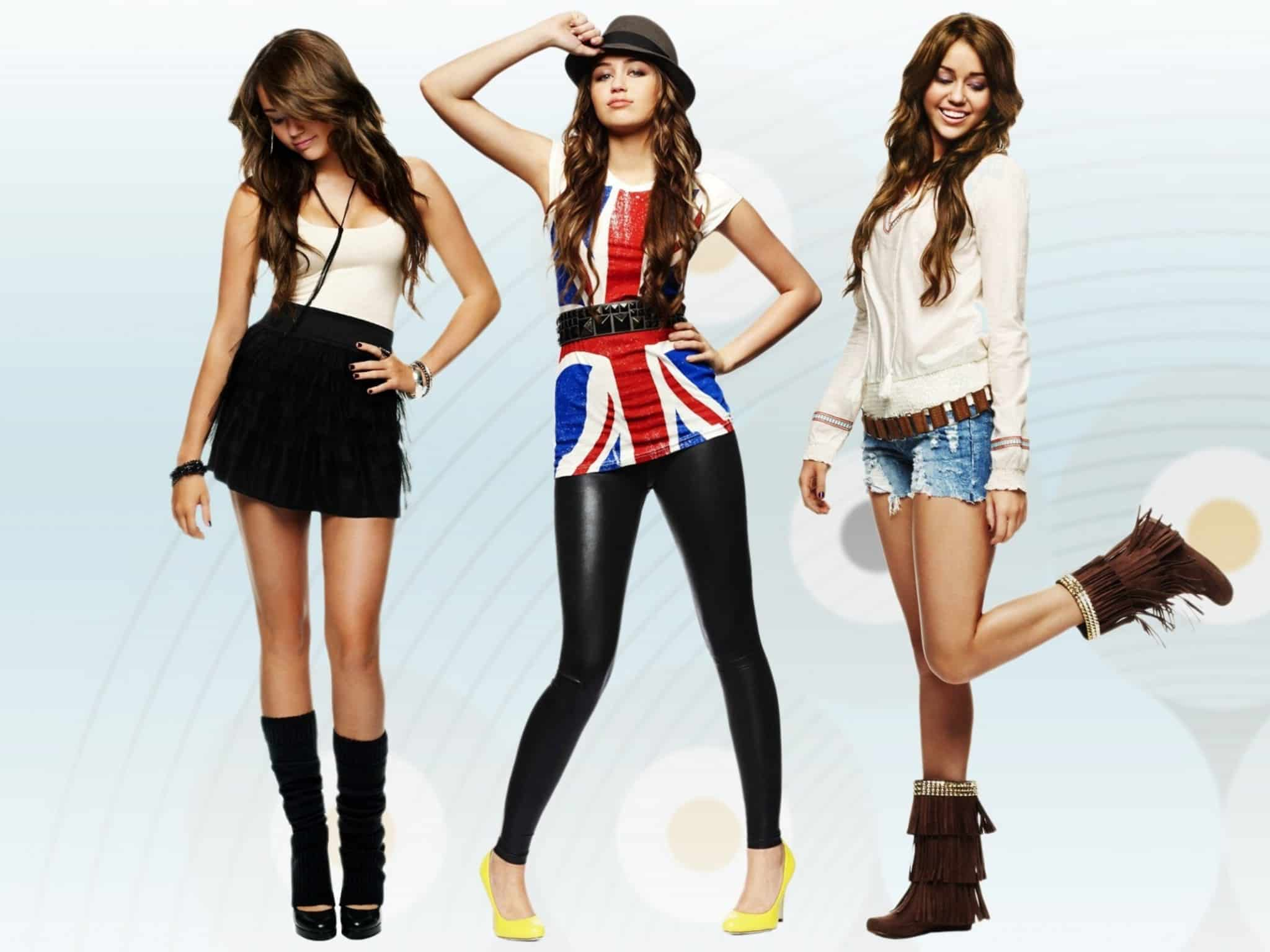 Teen Girls Clothing Trends