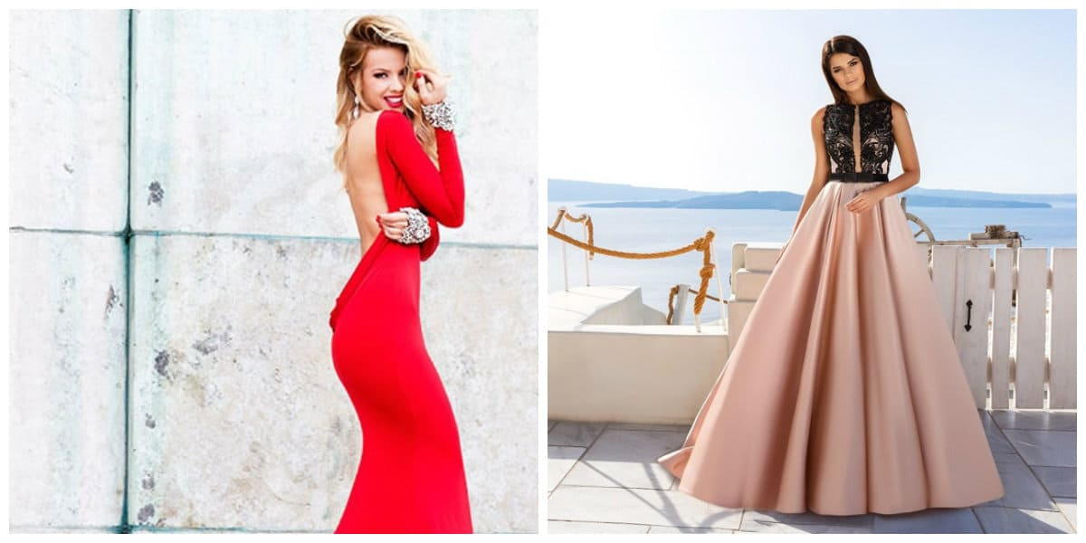 Prom Dresses 2019: Top Ideas Of White, Black, Blue And Red