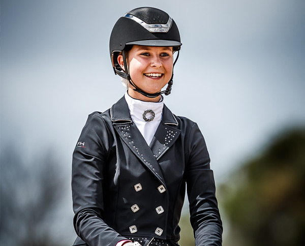 The Spencer Wilton Dressage Masterclass will be for all riders