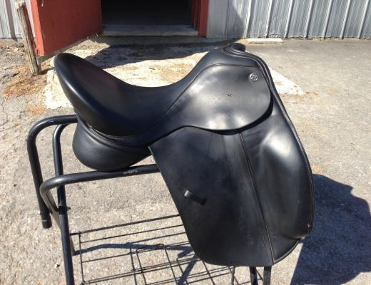 trilogy saddle dressage