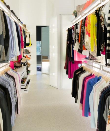 Kamer met garderobekasten en inloopkasten op maat