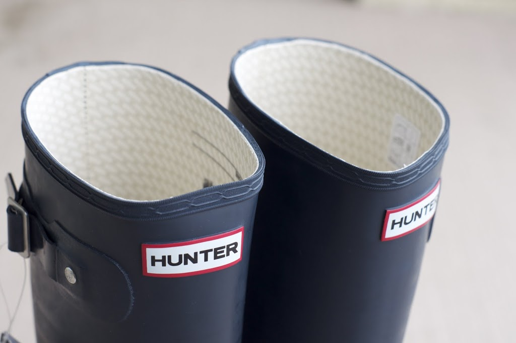 Review: Hunter Original Tall Wellington Boot