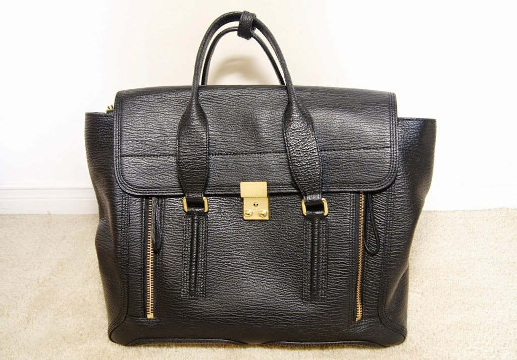 Review: 3.1 Phillip Lim Pashli Satchel