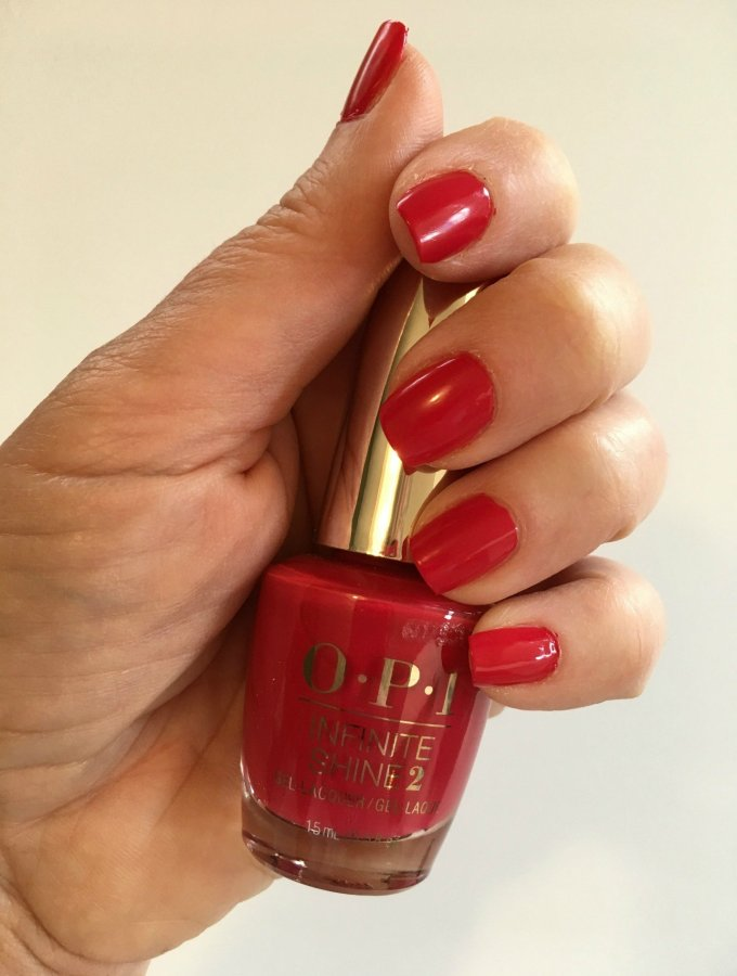 Home Manicure OPI Infinite Shine