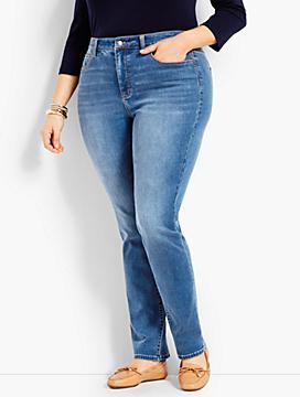 Womans Straight Leg