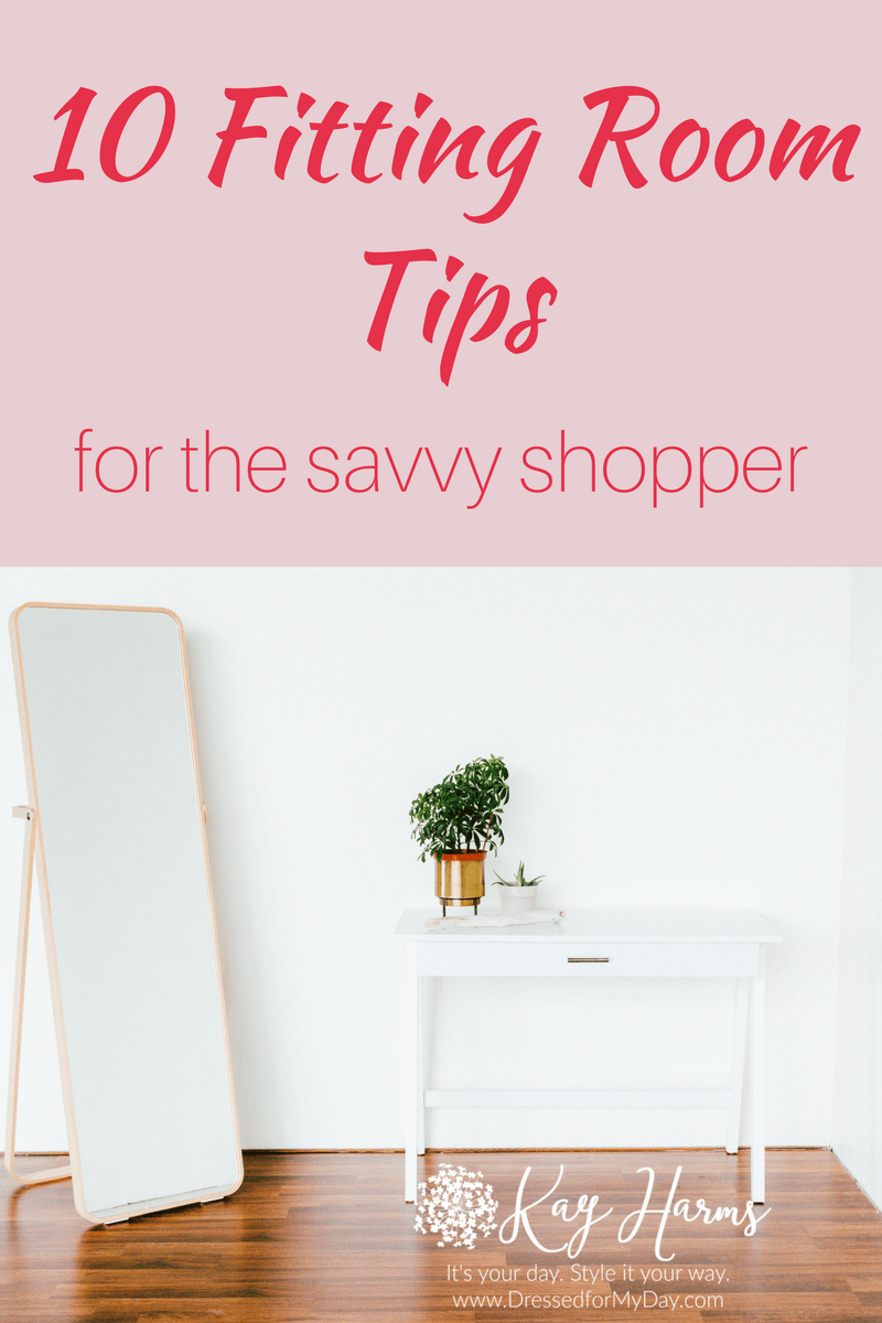 10 Fitting Room Tips for the Savvy Shopper
