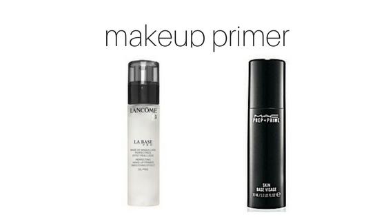 Essential makeup primer
