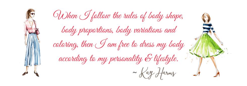 Style Rules = Fashion Freedom