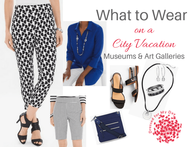What to Wear City Vacation Museum & Art Galleries