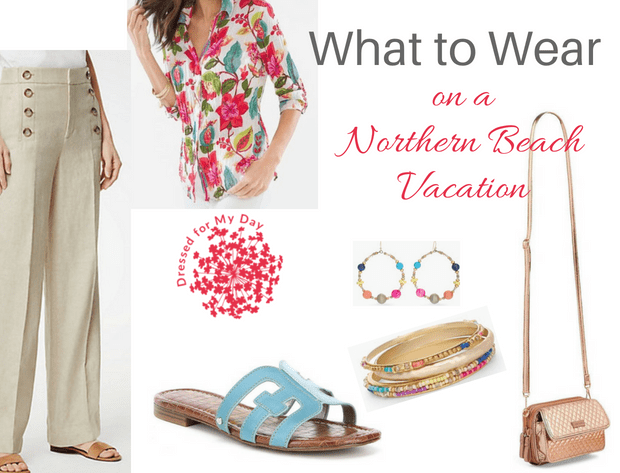 What to Wear Northern Beach Vacation Waterfront Dinner