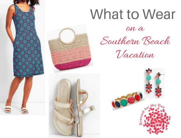 What to Wear Southern Beach Vacation Waterfront Dinner
