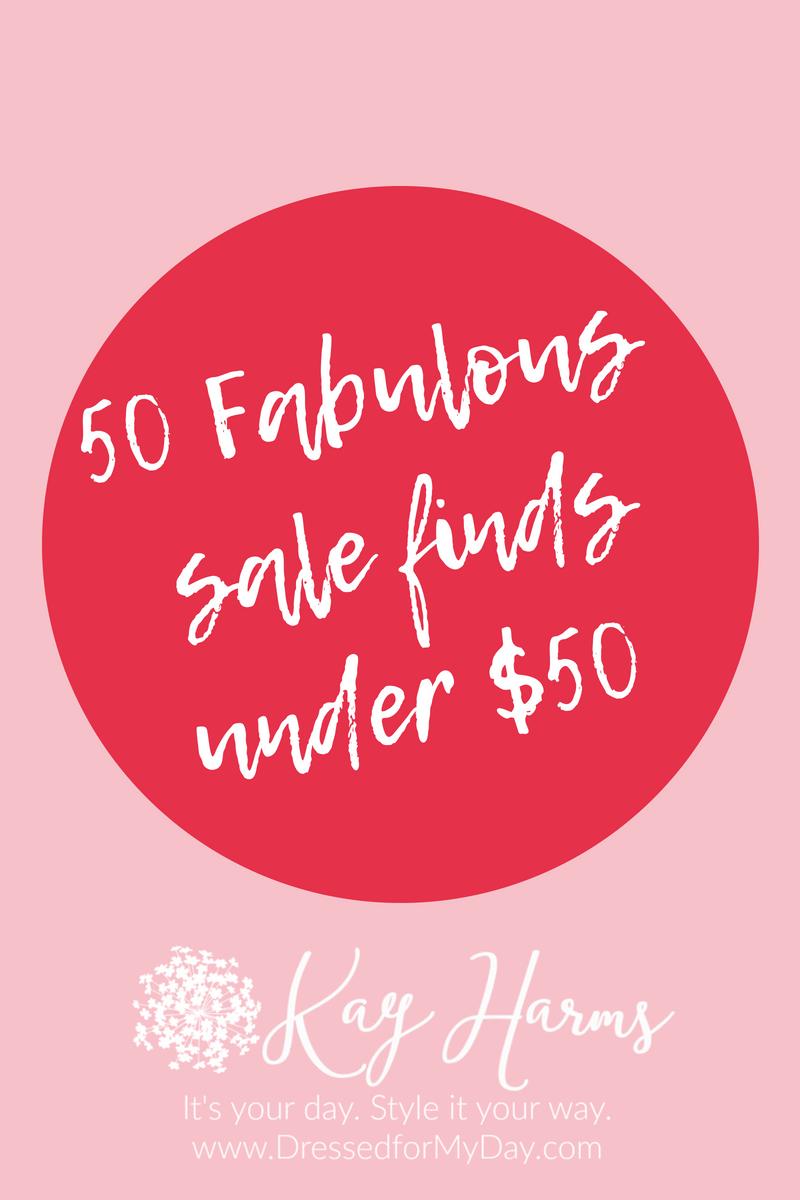 50 Fabulous Finds under $50