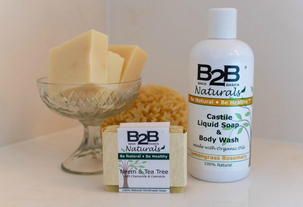 B2B Bath and Body Products 1
