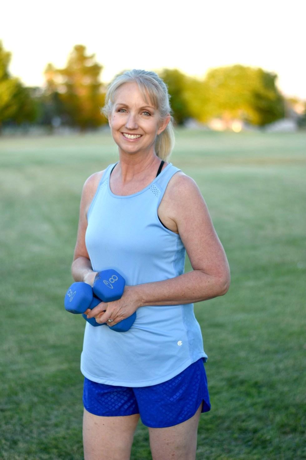 15 Reasons Women 50+ Should Lift Weights 2