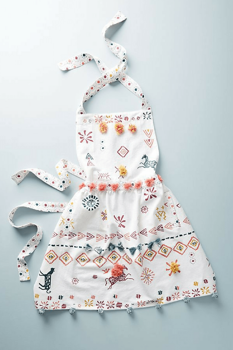 Cooking in Style a dozen pretty aprons