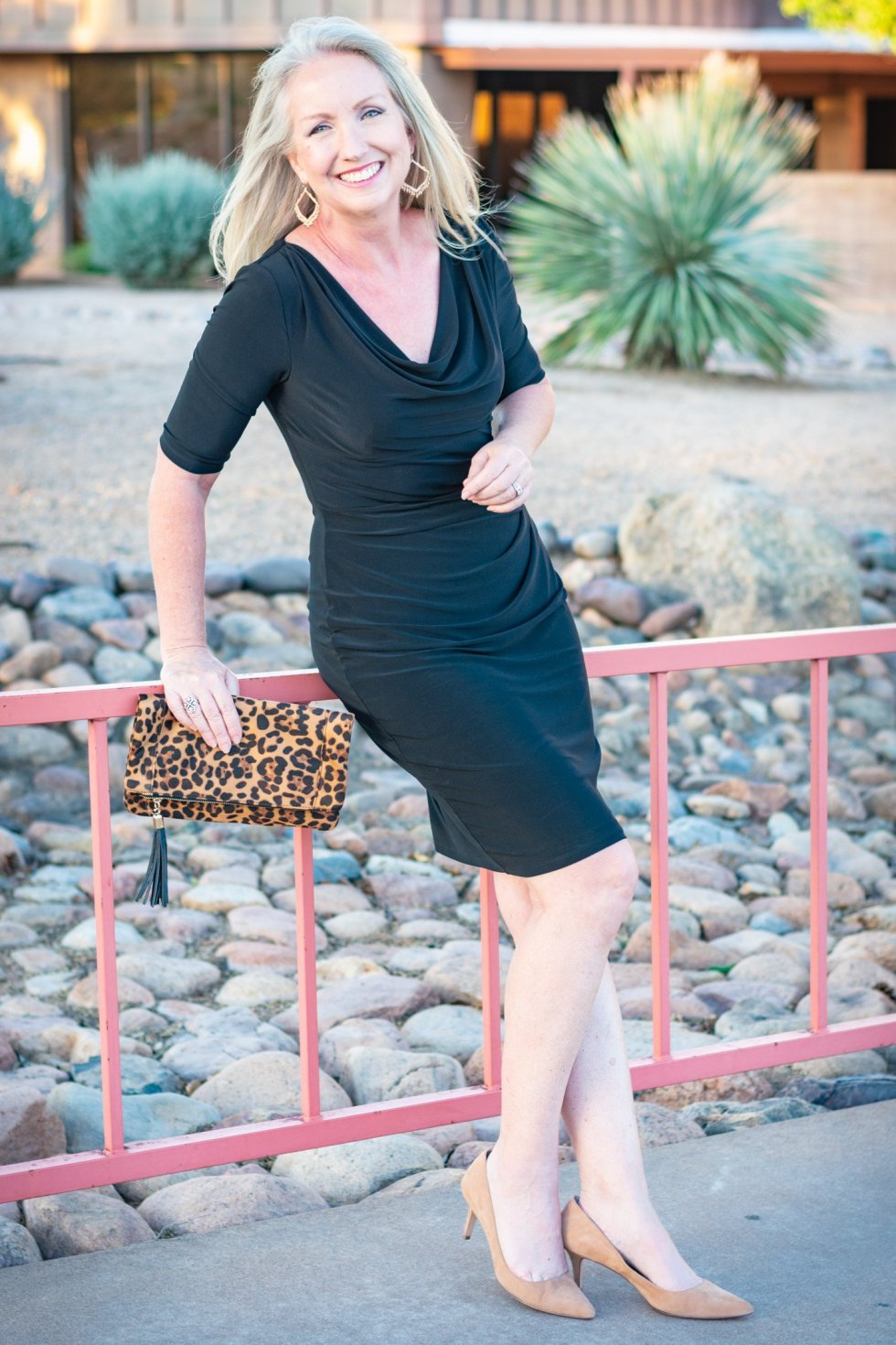 Powerful Black Dress