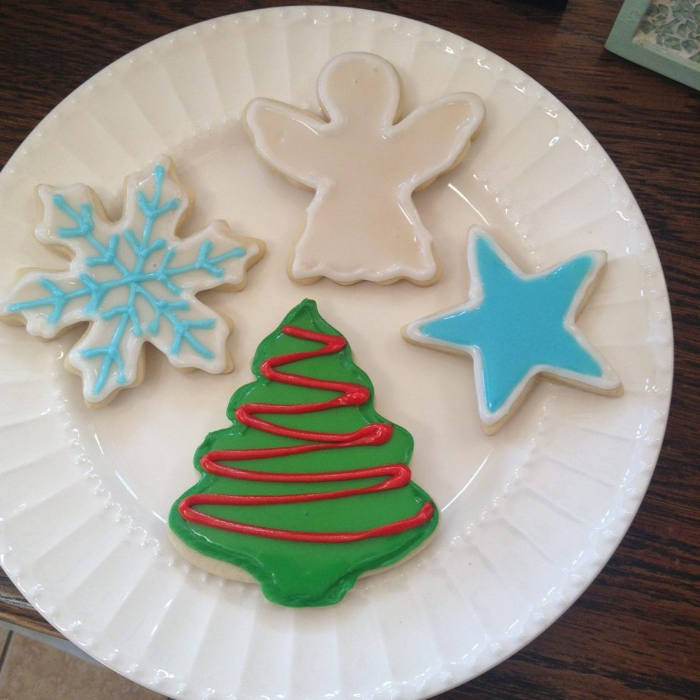 Best Cut-Out Sugar Cookies