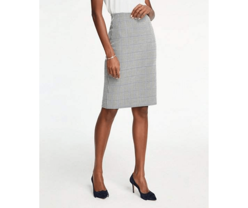 Clothes fit skirt