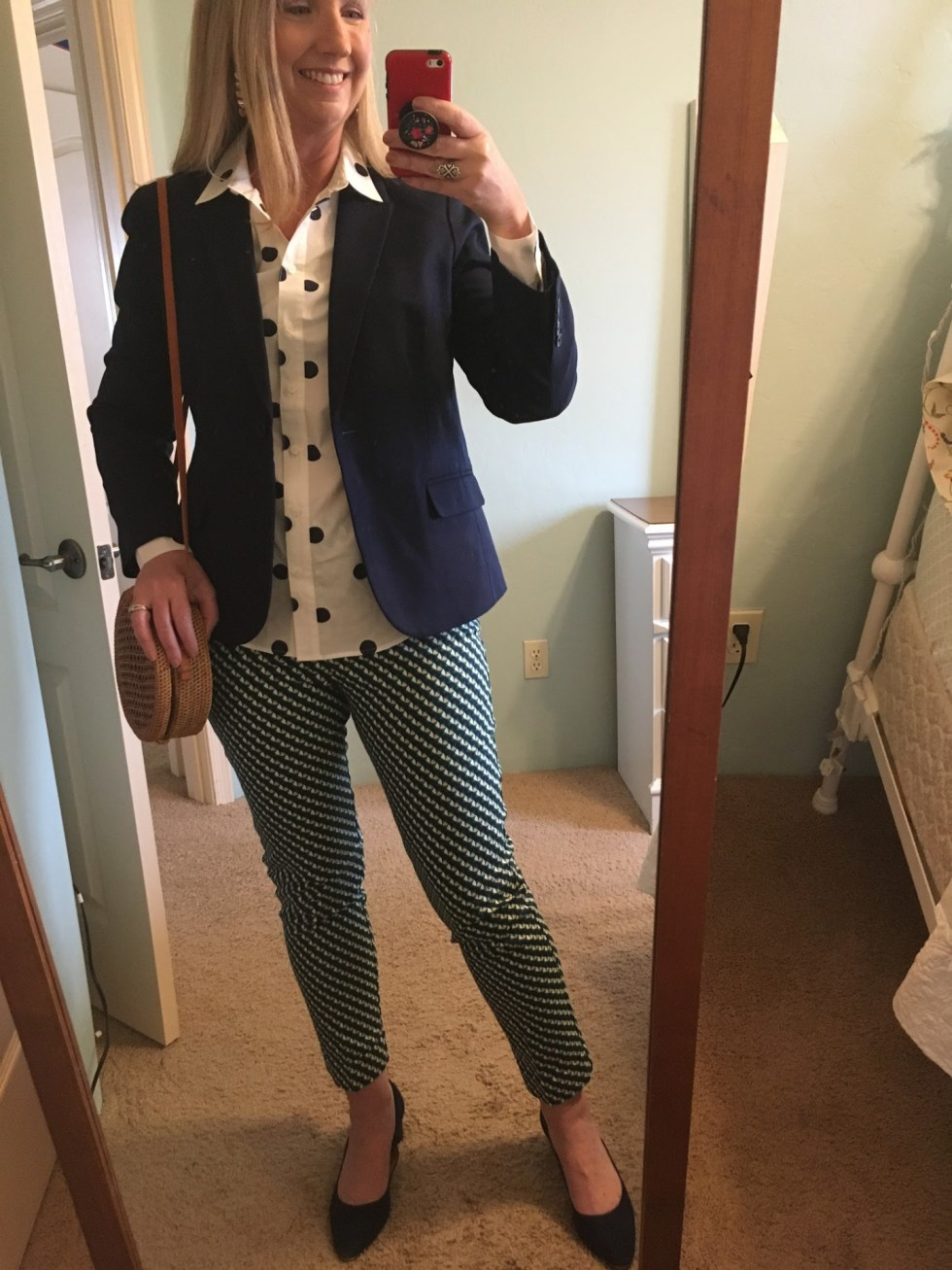 February Trunk Club Try-On Session