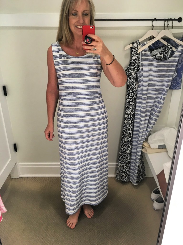 Talbots Summer Try-On Session