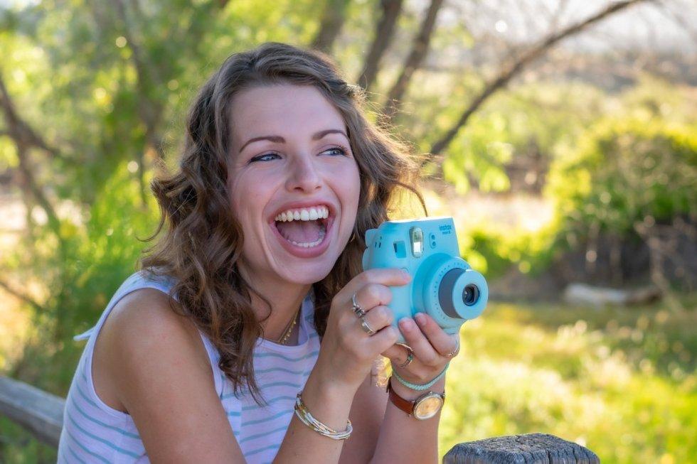 Abigail's Polaroid Camera