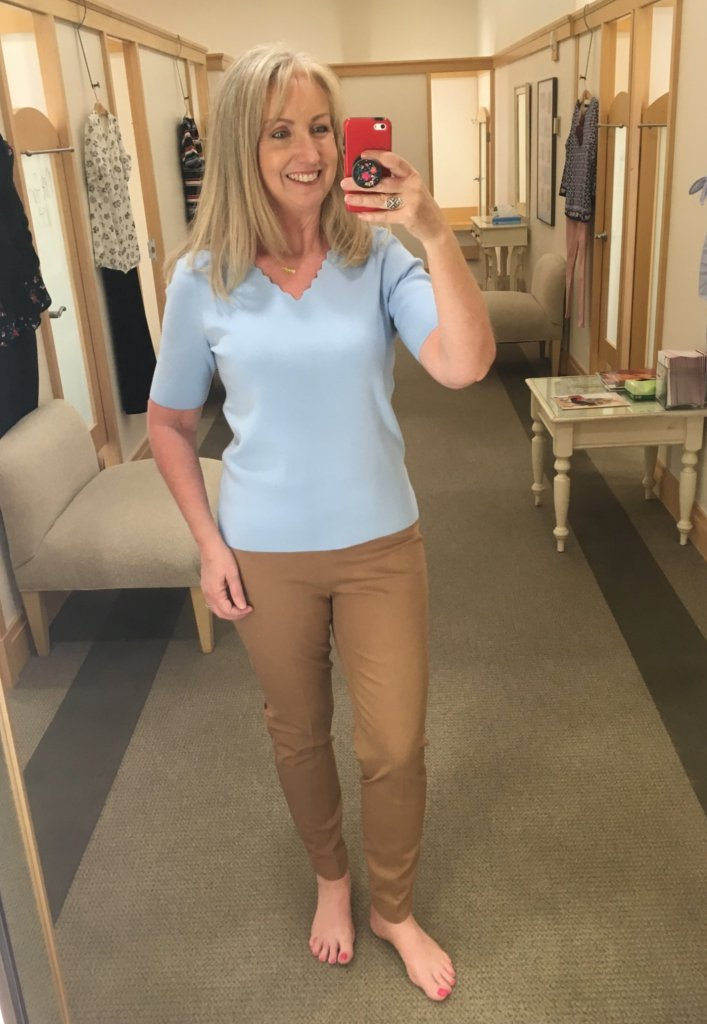 Back to the Classroom with Talbots Clearance Finds