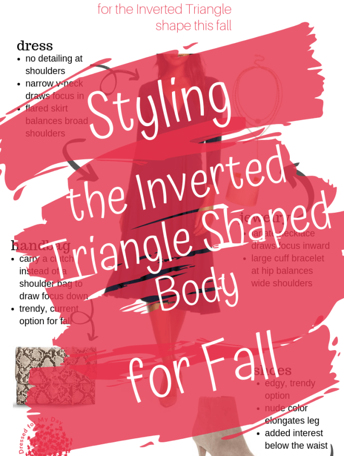 Styling the Inverted Triangle Shaped Body for Fall