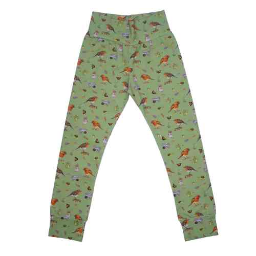Olive Robin Leggings