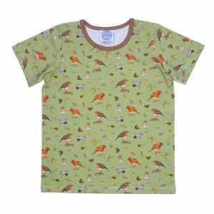Olive Robin Tshirt