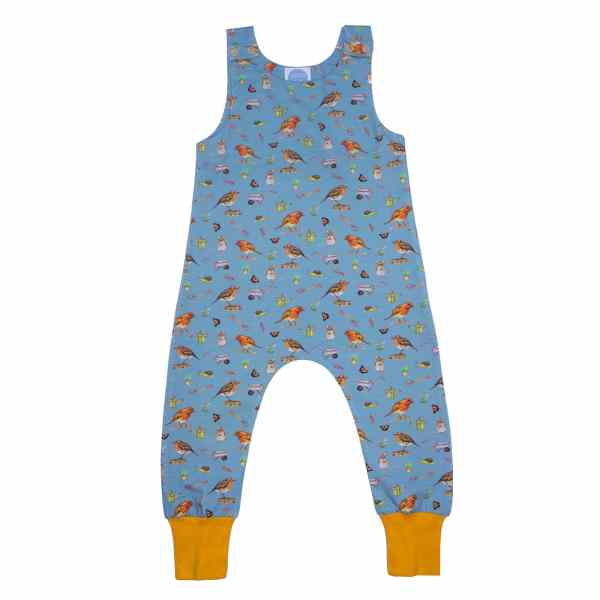 Blue Robin Dungarees