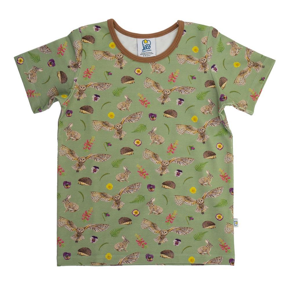 Green-Country-Tshirt