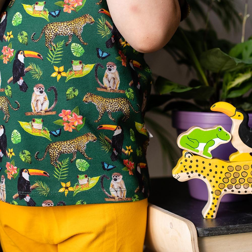 Green Rainforest Tshirt